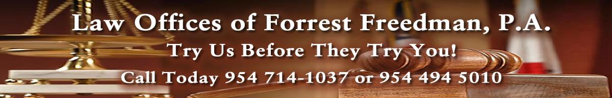 Attorney Forrest Freedman